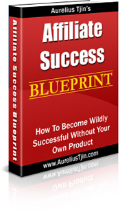 Affiliate Success Blue Brint with ready sales page