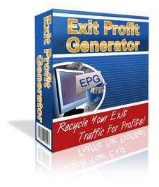 Exit Profit Generator - Recycle Your Exit Traffic!