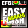 Easy Flash Banners
