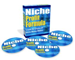 Niche Profit Formula with sales page ready