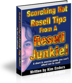Scorching Hot Resell Tips from a Resell Junkie